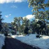 Invierno en la Sierra de Segura